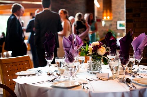 wedding at university club