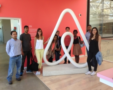 The class at Airbnb