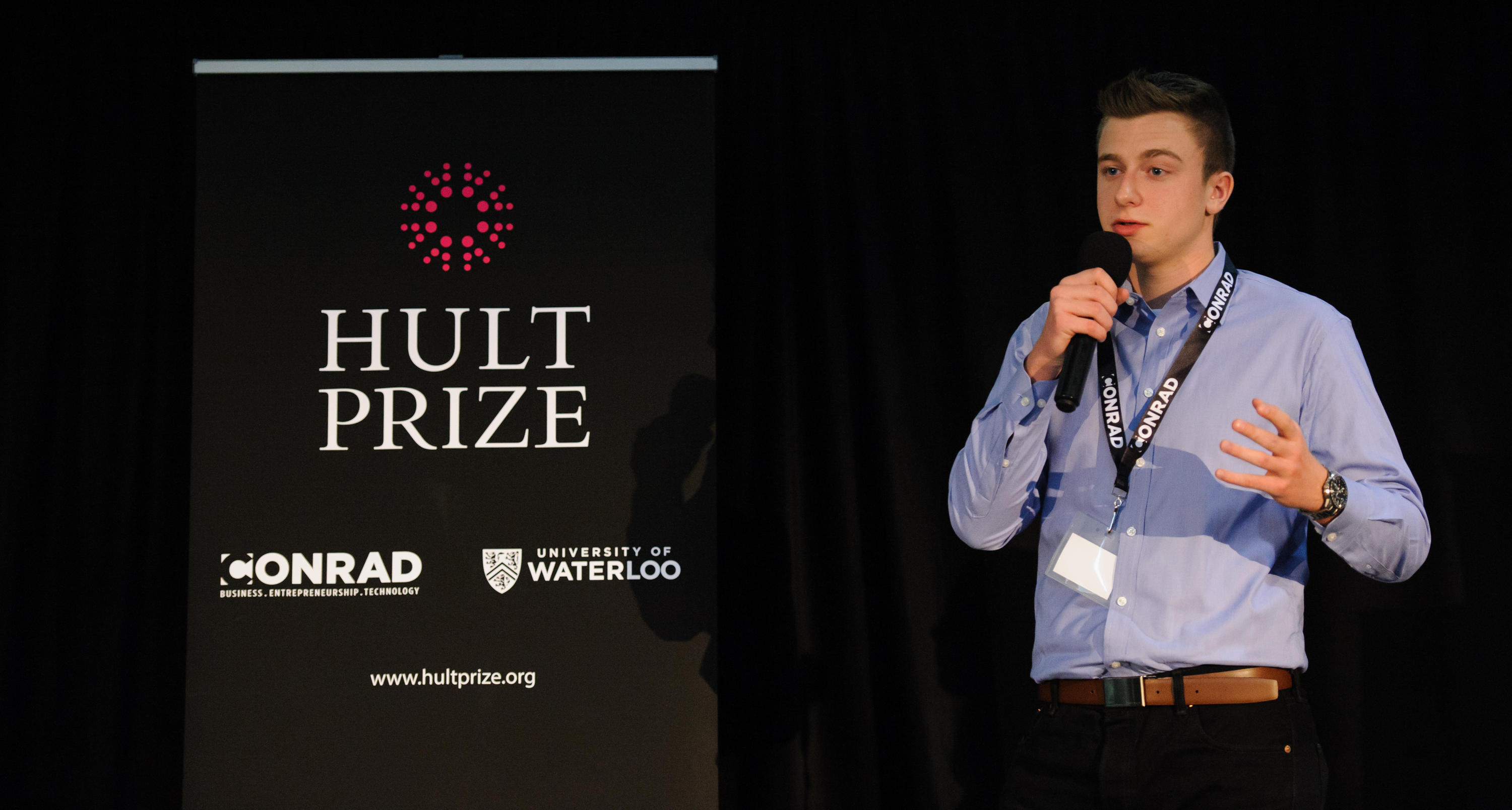 Hult Prize Competitor