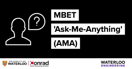 MBET Ask-Me-Anything