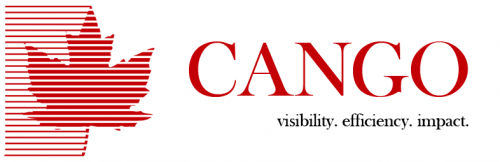 CANGO Consulting logo. Visibility. Efficiency. Impact.