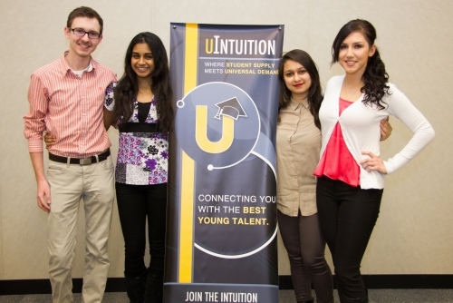 The uIntuition team
