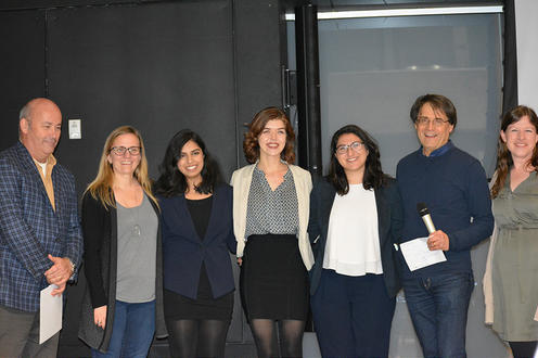 Hult Prize at University of Waterloo first place team