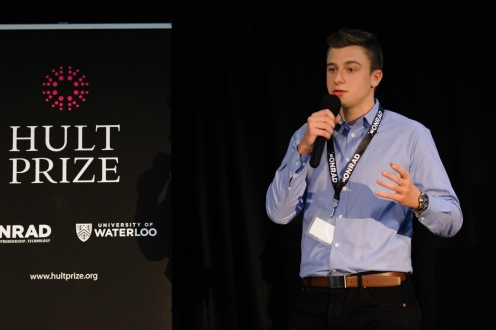 Student pitching