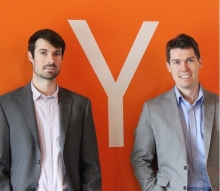Jim Robeson and Piinpoint co-founder, Adam Saunders at Y Combinator