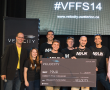 MAJiK Systsems at the Velocity Fund Finals