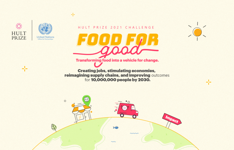 Hult Prize 2021 Food For Good