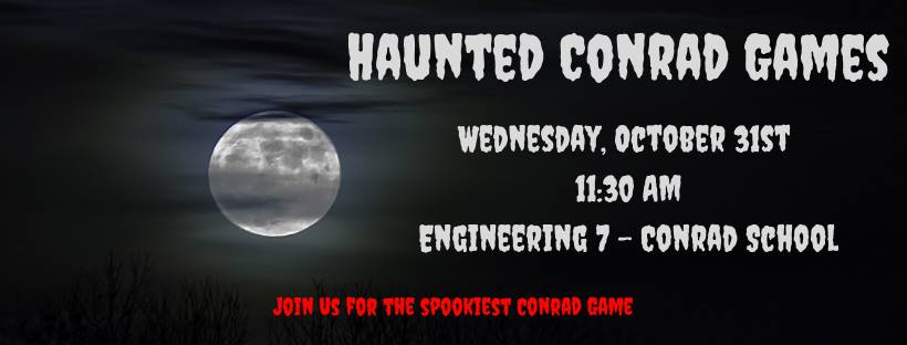 Conrad Games Halloween Edition