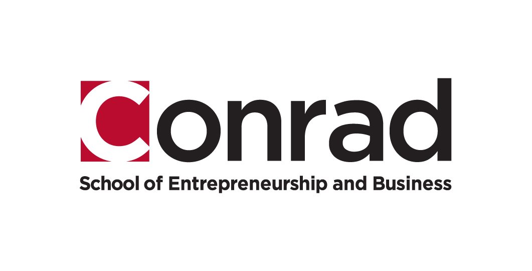 Conrad School of Entrepreneurship and Business Logo