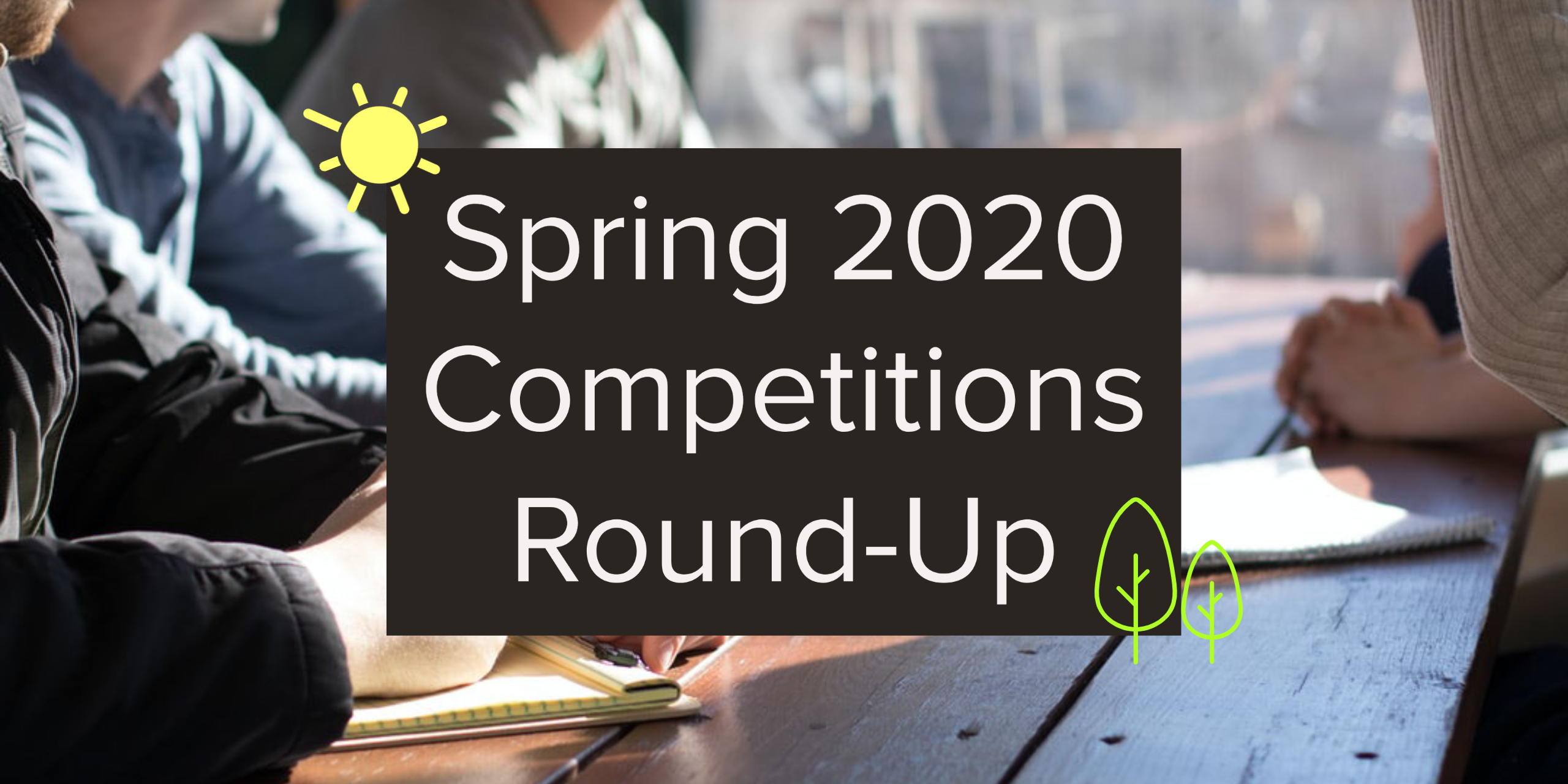 Conrad School Competitions Round-Up - Spring 2020
