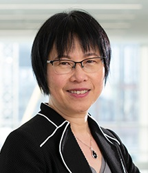 Portrait of Helen Chen