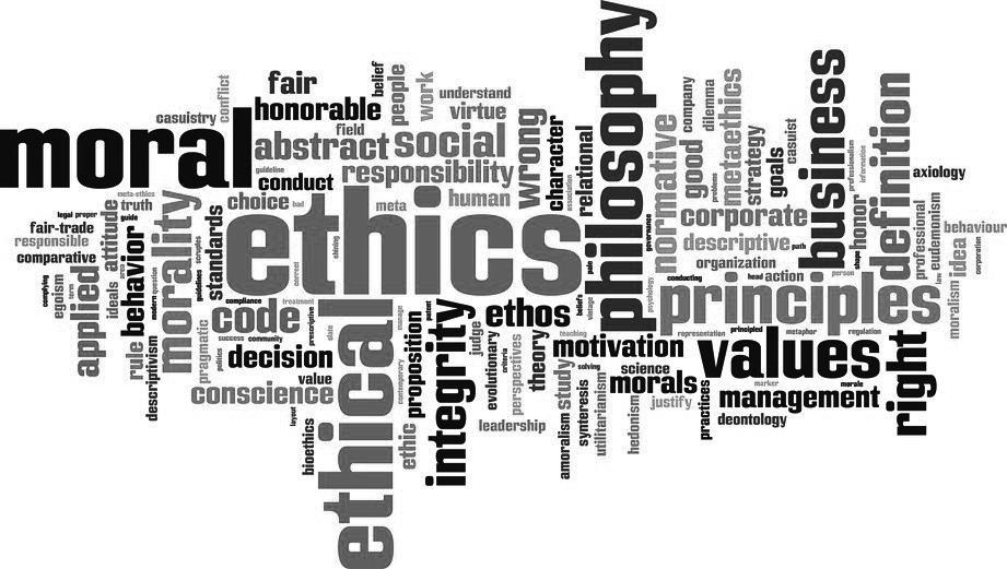 Ethics wordle