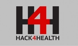Hack4Health logo.