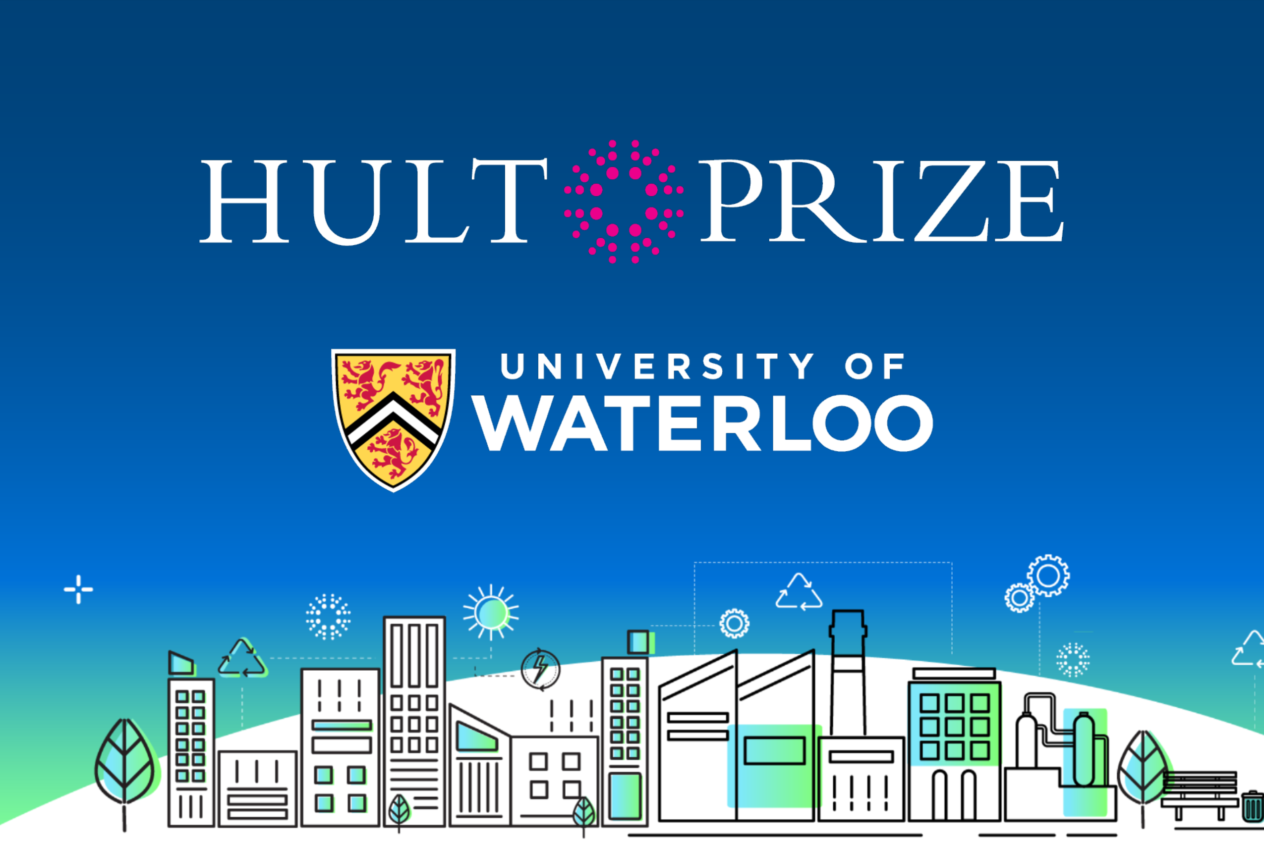 Hult Prize at Waterloo decorative banner image