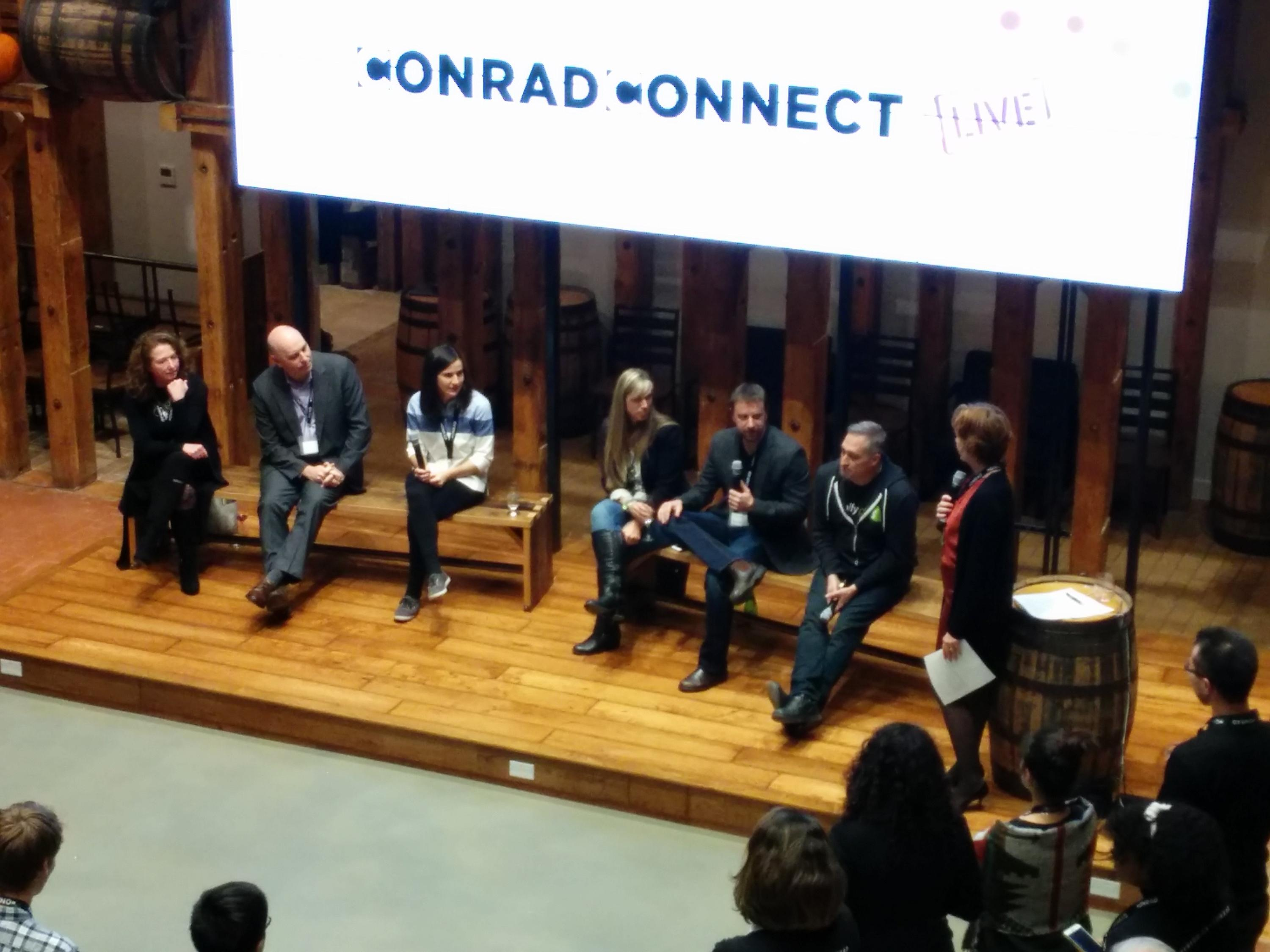 ConradConnect Live at Shopify