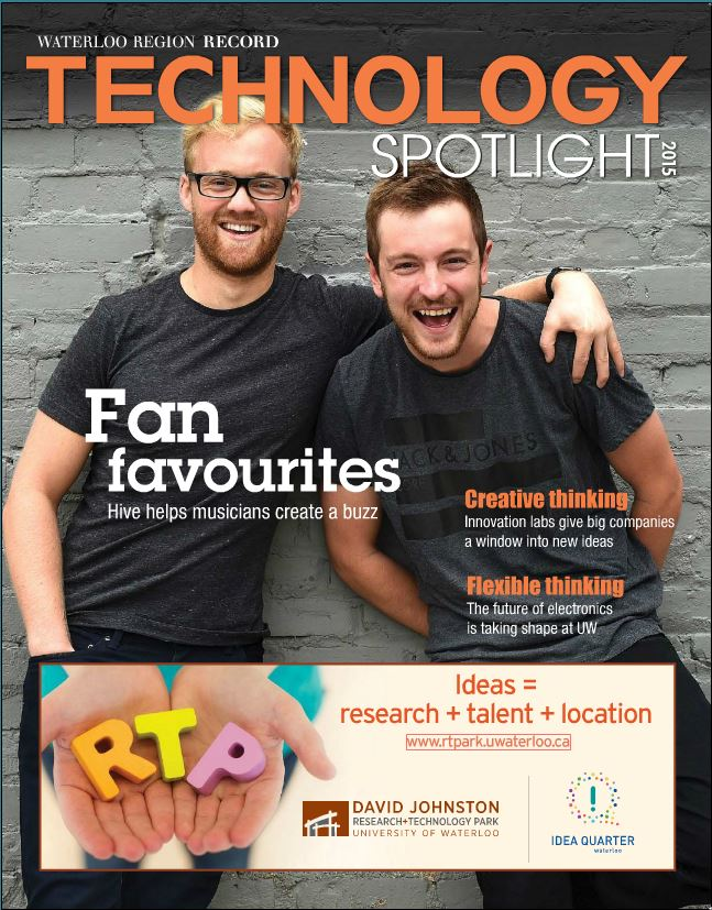 Technology Spotlight cover page