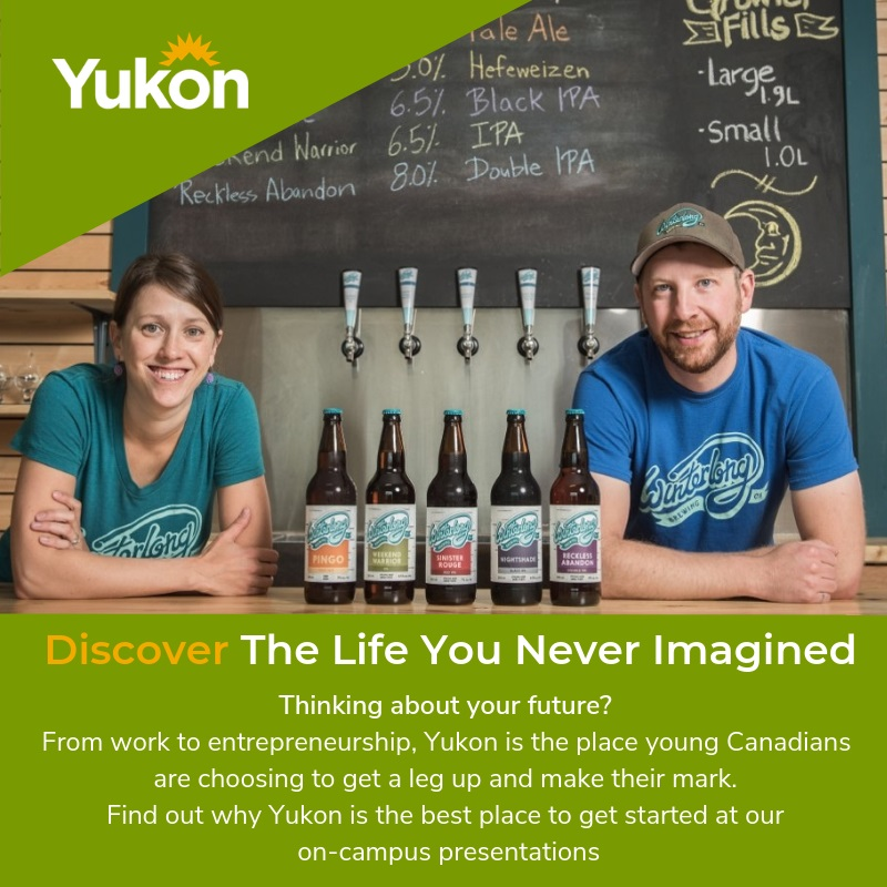Yukon, Discover the Life you Never Imagined