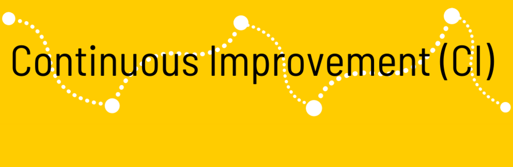 Continuous Improvement Banner
