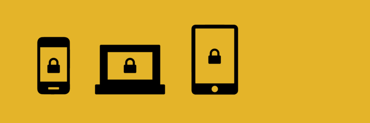 Secure your data. Online and offline.