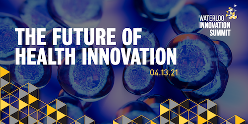 The Future of Health Innovation banner image.