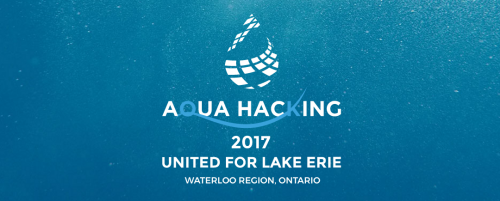 The AquaHacking logo.