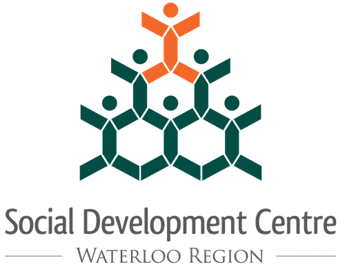 Social Development Centre Waterloo Region logo.