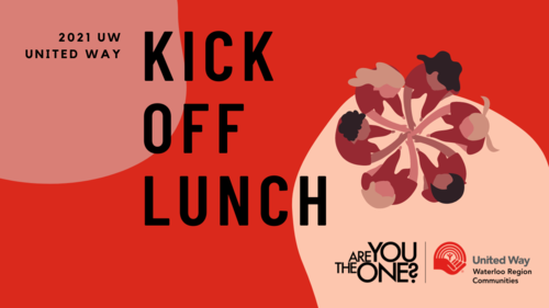Kick Off Lunch banner image.