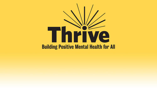 529f79d7db38 Thrive - Building Positive Mental Health for All.