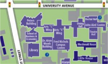 wilfrid laurier campus map Tuesday January 24 2017 Daily Bulletin University Of Waterloo wilfrid laurier campus map