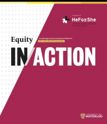 The cover of Equity In/Action.