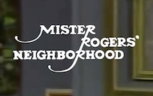 "A still from the opening of the children's show ""Mr. Rogers' Neighborhood""."