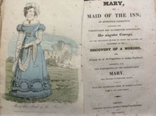 "The cover of ""Mary Maid of the Inn."""
