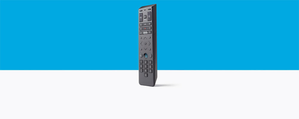 photo of listening remote control device