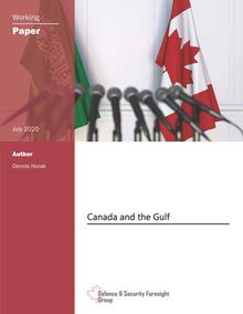 Canada and the Gulf publication cover page