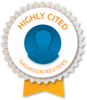 Thomson-Reuters Highly Cited Researcher