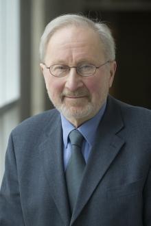 Distinguished Professor Emeritus Emil O. Frind