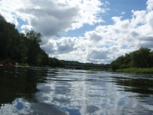 Photo of the Grand River