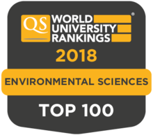 ENV QS Ranking 2018