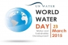 World Water Day, March 23, 2015