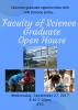 grad open house poster