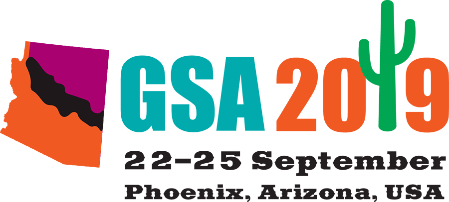 GSA 2019, 22-25 September, Phoenix, Arizona, USA