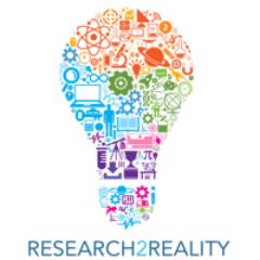 Research 2 reality logo.