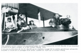 people in open cockpit