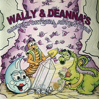 LInk to the book Wally & Deanna's Quartz Crystal Adventure