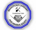 Brantford Lapidary and Mineral Society Established 1964