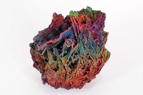 Iridescent Hematite