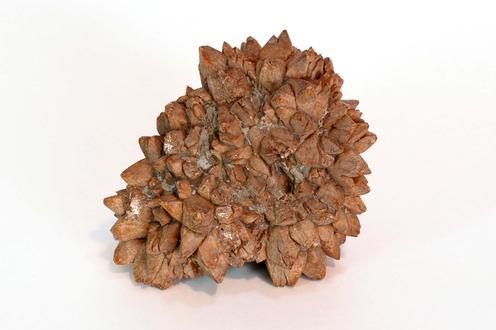 Calcite, variety Glendonite, pseudomorph after Ikaite