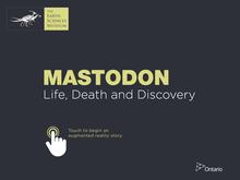 Mastodon app first banner