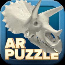 AR Puzzle App logo