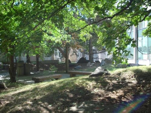 Peter Russel Rock Garden